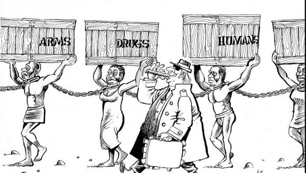 Питер Б. Мейер — Началось великое пробуждение. We-all-are-slaves-600x340