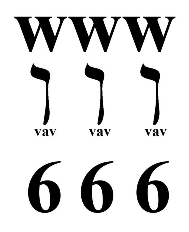 13 символов Иллюминатов и их значения. 666_dfsdfdf