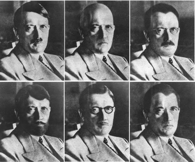 ФБР тихо рассекретило документы, о том, что Гитлер бежал в Аргентину в 1945 году. Adolf_Hitler_OSS