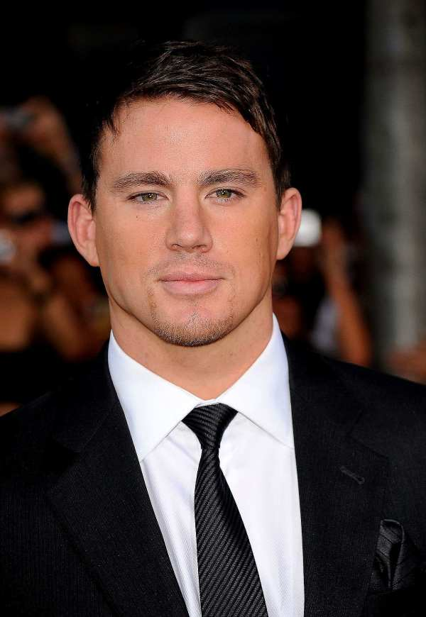 Channing Tatum . Joe Rise Of Cobra Press Tour