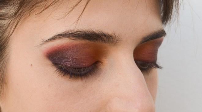 Rainbow eye makeup tutorial - step 7