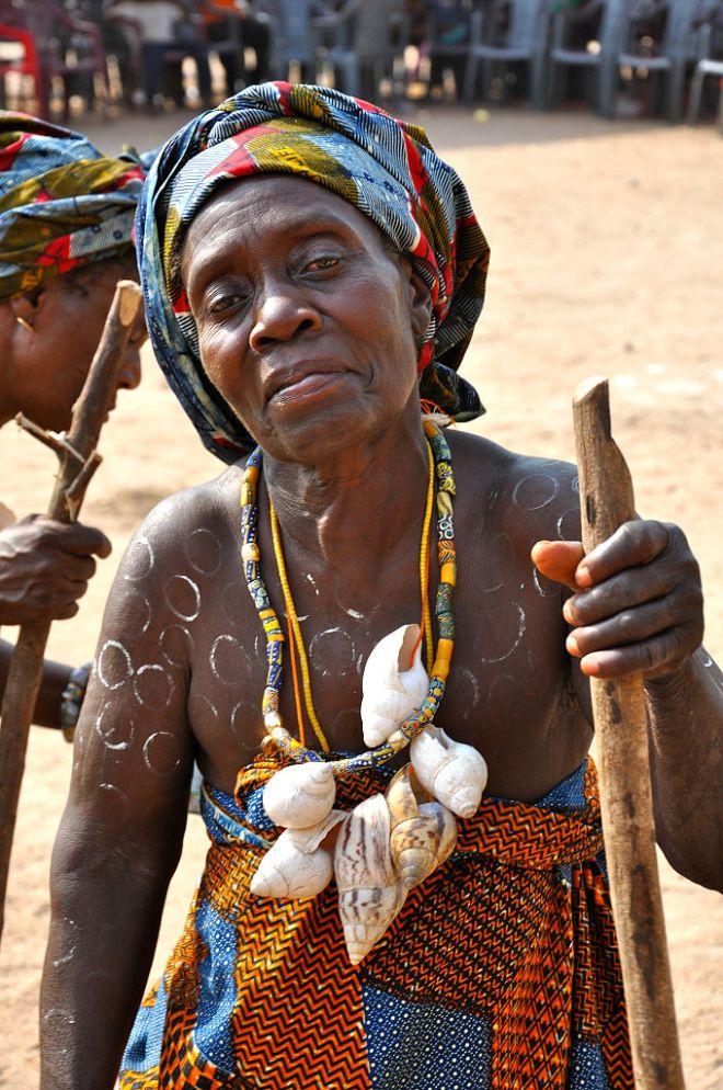ghana woman