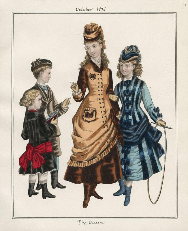 impressionism fashion modernity fashion plate