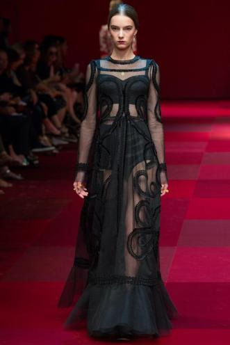 Dolce & Gabbana Spring 2014 Milan Fashion Week