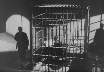 A caged Hitler writes his memoirs in The Hidden Army.