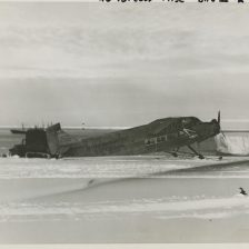 Ford Tri-motor on the Byrd Antarctic Expedition II. Local identifier: XEJD-DE-01-20-02