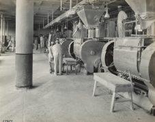 Wrigley Factory. Gum mixing kettles. Local Identifier: 165-WW-192D-11.