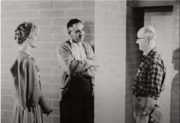 Walt and his neighbors