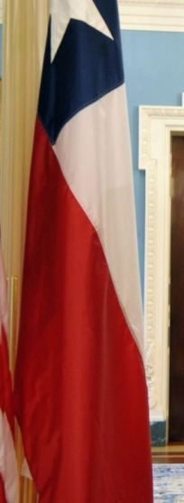 Detail of Bilateral with Foreign Minister Mariano Fernandez of Chile