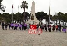 İstanbul Sözleşmesi'nin kaldırılma kararına Ünye'den Tepki