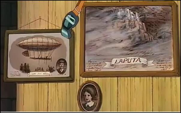 天空の城ラピュタ パズーが演奏するトランペットの曲名!吹く理由とは