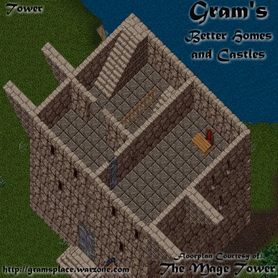 UO Stratics  Better Homes and Castles  Tower