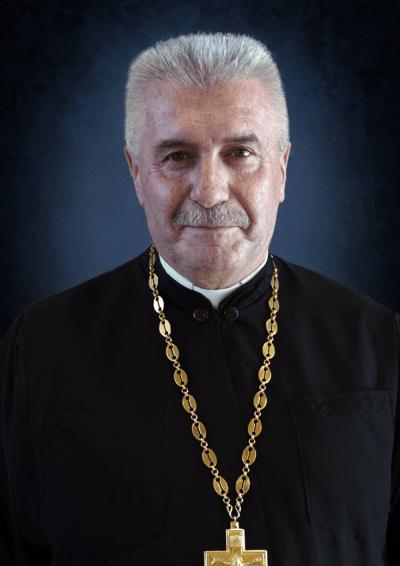 Ієрей Михайло Пограничний<br />Rev. Fr. Michael Pograniczny