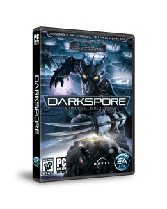 DarkSpore Limited Edition Boxart
