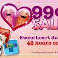 Enjoy some pre-Valentine treats Feb. 8 and 9 on the App Store. Electronic Arts is delivering an assortment of nearly 30 games for only 99¢ each. Save up to 86%. […]