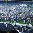 Hands were raised, people clapping their hands,people crying.Friday marked the launch of the twenty second annual Harvest Crusade at Anaheim Stadium in Anaheim, CA. Packed with 32,000 attendees from across […]