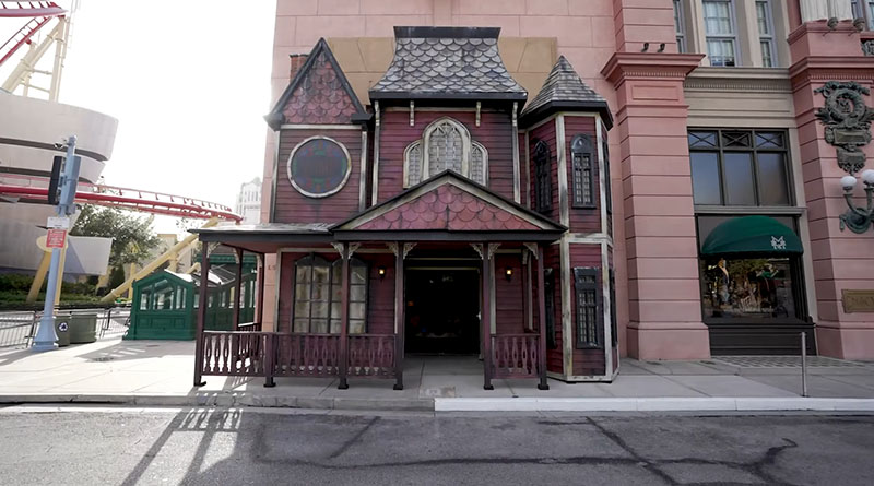 First Look Tour Inside HHN 30 Tribute Store