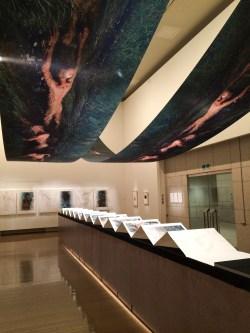 "Exhibition ""Liz Ingram: Print Encounters"" at Prince Takamado Gallery, Canadian Embassy, Tokyo, 2015"