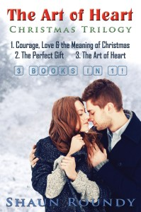 Christmas Books Trilogy The Art of Heart