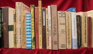 Tarzan Books