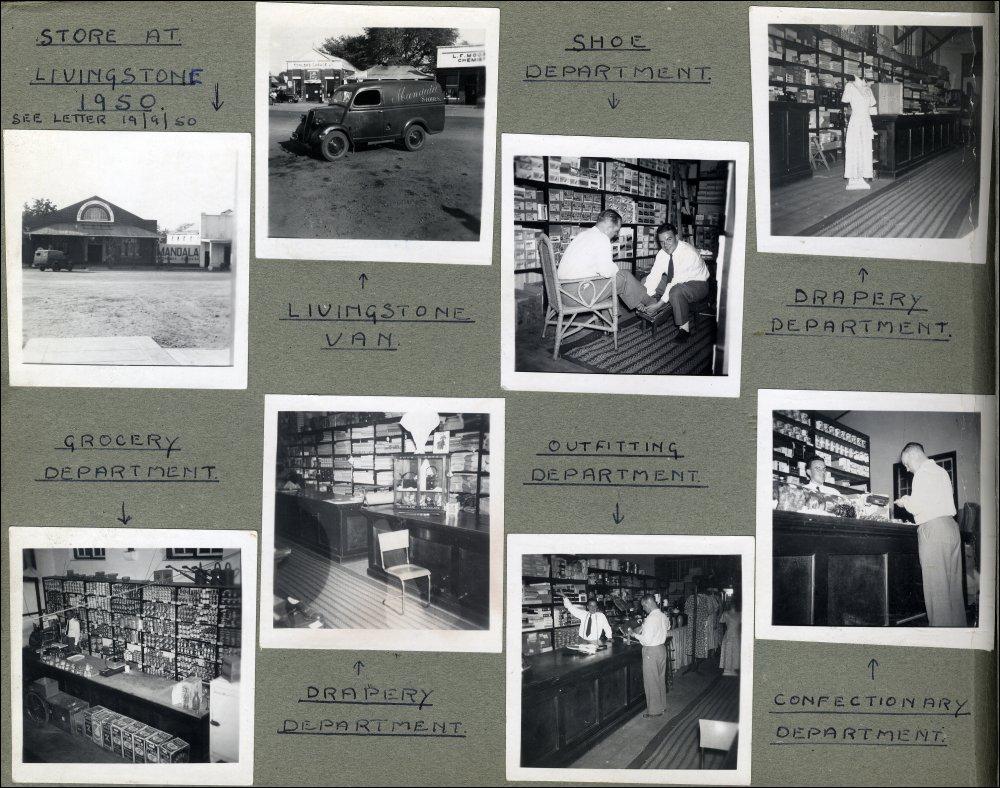 Livingstone Store, Malawi (Ugc193/12/3)