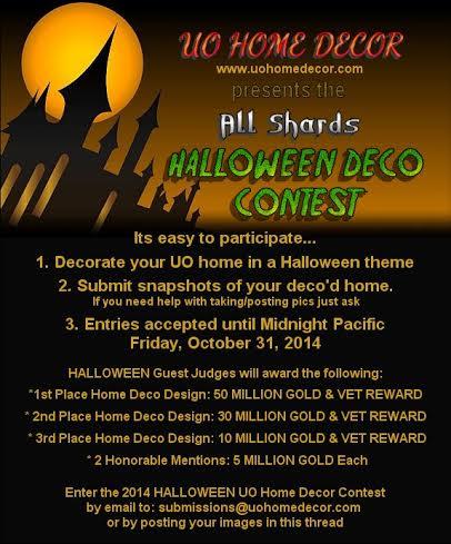 Decor Contest Final