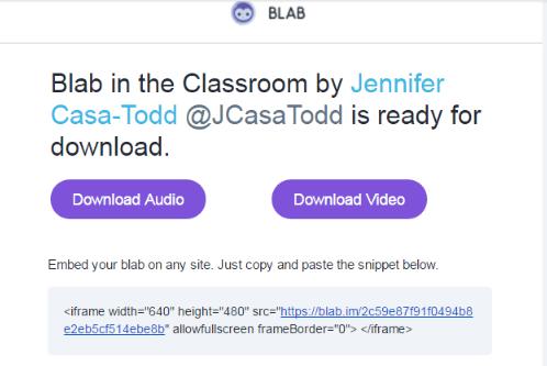 Blab Audio & Video (1)