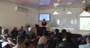 "A scientific seminar on ""nitrogen metabolism in ruminants"" was held in the Faculty of Agriculture"