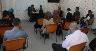جامعة الكوفة تعقد حلقة نقاش بعنوان الغزو الامريكي على العراق عام 2003 أنموذجا
