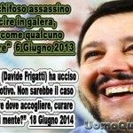 Salvini e la coerenza razzista