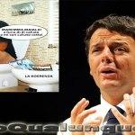 Faccia da Renzi