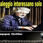 A Grillo e Casaleggio interessano solo i clic sul Blog