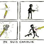 La più libera delle nostre libertà #JeSuisCharlie