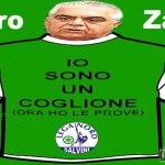 Sandro Zaffiri e l'elogio dell'olio di ricino