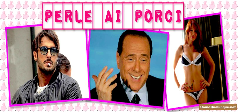 Perle della settimana-Corona-Berlusconi-Efe Bal