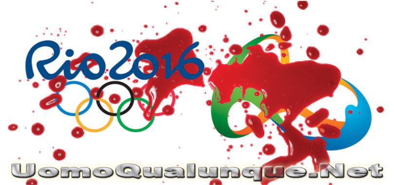 Rio 2016-sangue