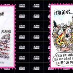 La Perla di Charlie Hebdo