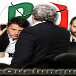 Renziani e anti-renziani, la grande truffa Pd