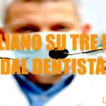 Sempre meno italiani dal dentista