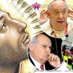 Perle della settimana: San Francesco contro tutti