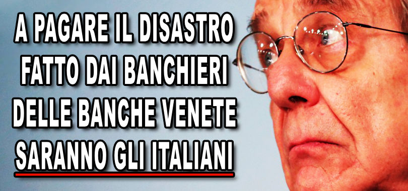 fallimento Banche Venete