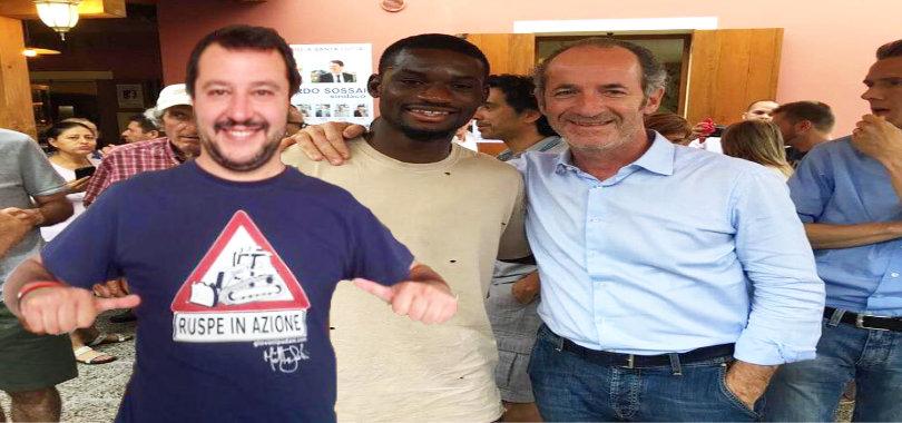 Il razzismo della Lega Nord