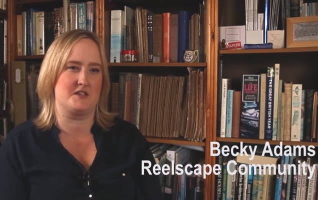 Realscape Community Founder Becky Adams