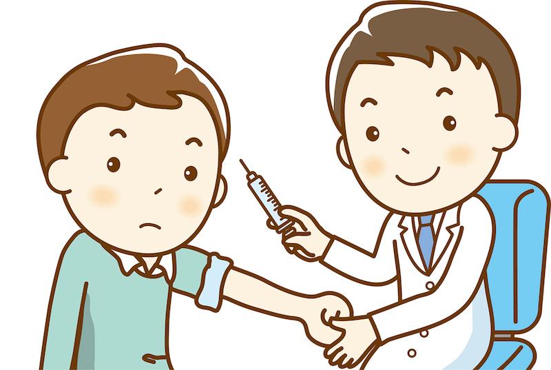 インフルエンザの注射痕がかゆい!かゆみ対処法は?薬塗っても平気?
