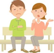 コミュニケーション能力と対人関係能力のない夫との同居人としての生活