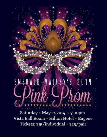 Masquerade Ball 2014 Pink Prom