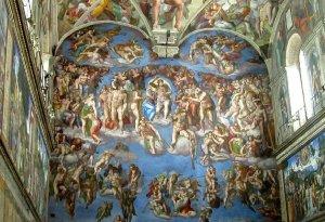 Musei Vaticani - Cappella Sistina