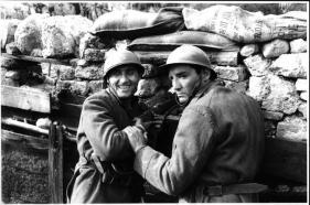 "Alberto Sordi in ""La grande guerra"