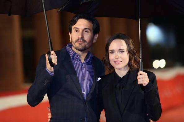 Peter Sollett and Ellen Page