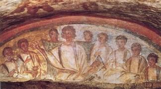 Catacombe di Domitilla 4
